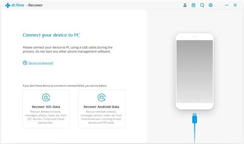 Android Dados Recuperação Passo 12