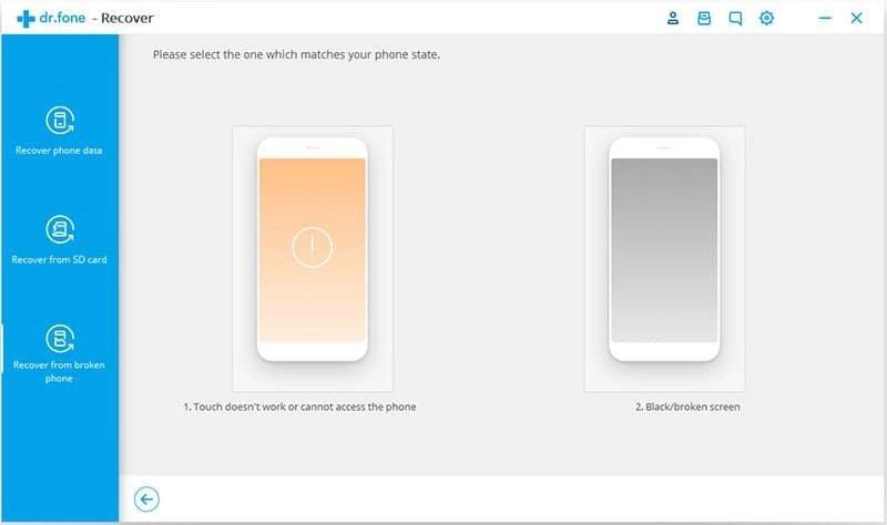Android Dados Recuperação Passo 14