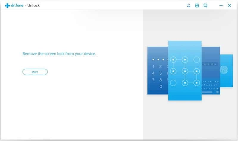 Android Desbloquear Passo 1
